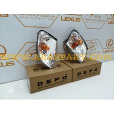 اسطب ركن امامي ماركة DEPO لكزس LS400 1998-2000