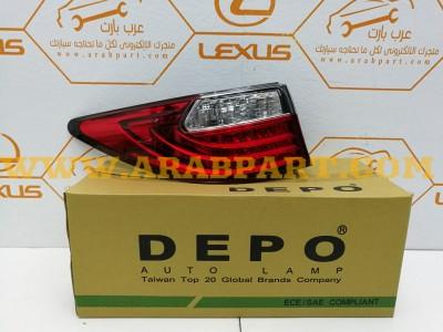 اسطب خلفي ركن ماركة DEPO لكزس ES350 2013-2015