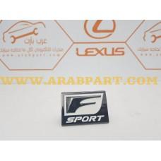 علامة  مربع تجاري F sport