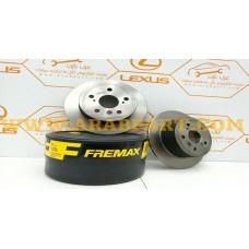 هوب فرامل خلفي ماركة FREEMAX لكزس ES350 2007-2012
