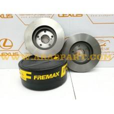هوب فرامل خلفي ماركة FREEMAX لكزس ES300 2002-2006