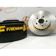 هوب فرامل امامي ماركة FREEMAX  لكزس RX330 2003-2008