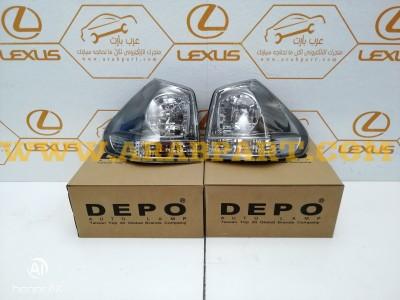اسطب خلفي ركن ماركة DEPO لكزس RX330 2003-2008