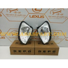 اسطب ركن امامي ماركة DEPO لكزس LX470 1998-2002